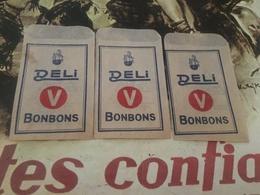 Lot Sachet De Bonbon Allemand Ww2 Militaria - 1939-45