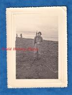 Photo Ancienne - ALGERIE - TIPAZA ? - Soldat Bien équipé - Arme Régiment Génie Militaire Français - Déc 1957 - Guerre - Guerre, Militaire