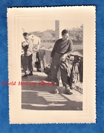 Photo Ancienne - ALGERIE - HUSSEIN DEY - Soldat Compagnie IV/5 Régiment Génie Militaire - Février 1958 - Colonial Guerre - Guerre, Militaire