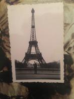 Photo Paris Soldat Allemand Ww2 Militaria - 1939-45
