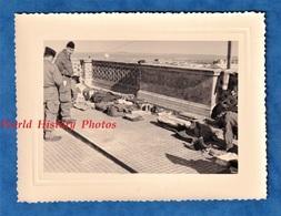 Photo Ancienne - ALGERIE - HUSSEIN DEY ? - Opération D.D.T. - Janvier 1958 - Soldat Equipemen Colonial Guerre Matériel - Guerre, Militaire