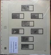 SAFE/I.D. - Jeu FRANCE Timbres Personnalisés 2002 - Pre-printed Pages