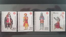 ORDRE DE MALTE / MALTA 1984 Cote 3.2 € N° 230 à 233 ** (MNH). TB - Sovrano Militare Ordine Di Malta
