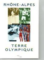LivreSport : Rhône-Alpes , Terre Olympique. 105 Pages, Neuf, - Livres, BD, Revues