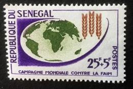 SENEGAL - Timbre Neuf - Campagne Mondiale Contre La Faim - Y&T 215 - Senegal (1960-...)