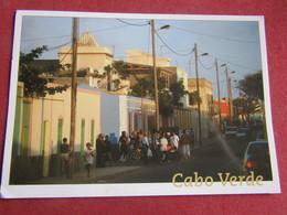 Cap Vert - Cabo Verde - Ilha Do Sal - Vila Sta.Maria - Cap Vert