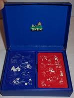 En Voiture Tintin : 2 Jeux De Cartes - Autres