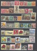47 TIMBRES NOUVELLE ZELANDE - Colecciones & Series