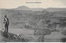 Labassère. Panorama De Labassère - Other Municipalities
