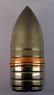 Obus De 47mm à Identifier - Inerte - 1914-18