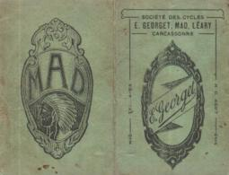 PUB CARCASSONNE @ CYCLES GEORGET @ - Carcassonne