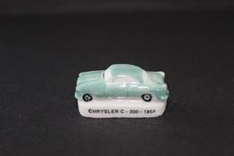 Fève De La Série VOITURES ANCIENNES - Chrysler C - 300 - 1955 - (Réf. 001) - Hadas (sorpresas)