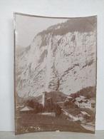 Photo. Suisse. Le Staubach. 9x6.5cm - Plaatsen