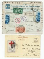 Nice Collection Of Letters - Italie