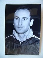 Photo De Presse 1986 ROBERT SAB HAC LE HAVRE RC LENS AUTOGRAPHE Plutôt Gribouillage !!!!! Football Footballeur - Sports