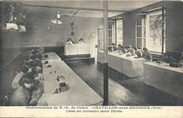 2020 - 04-  HAUTS DE SEINE - 92 - CHATILLON SOUS BAGNEUX - Dominicaines De ND De Grâce - Classe Des Arrivantes - Châtillon