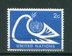 NATIONS UNIES- Y&T N°242- Oblitéré - New-York - Siège De L'ONU