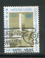 NATIONS UNIES- Y&T N°243- Oblitéré - New-York - Siège De L'ONU