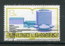 NATIONS UNIES- Y&T N°273- Oblitéré - New-York - Siège De L'ONU