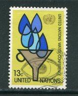 NATIONS UNIES- Y&T N°275- Oblitéré - New-York - Siège De L'ONU