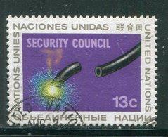 NATIONS UNIES- Y&T N°277- Oblitéré - New-York - Siège De L'ONU
