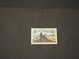 T.A.A.F. - 1959/63 ELEFANTI DI MARE  8 F. - NUOVI(++) - Terre Australi E Antartiche Francesi (TAAF)