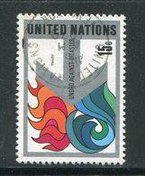 NATIONS UNIES- Y&T N°300- Oblitéré - New-York - Siège De L'ONU