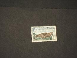 T.A.A.F. - 1959/63 LEOPRADO DI MARE  4 F. - NUOVI(++) - Terre Australi E Antartiche Francesi (TAAF)