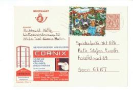 Publibel 2704 - CORNIX  - 0416 - Stamped Stationery