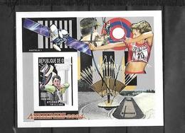 Olympische Spelen 2004 , Guinea  - Blok Postfris - Summer 2004: Athens