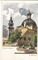 CPA, Pologne N°T/17,  Kosciot  SW. Wojciecha , St. Tondos ,Ed. S.M. - Poland