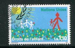 NATIONS UNIES- Office De Genève- Y&T N°211- Oblitéré - Office De Genève
