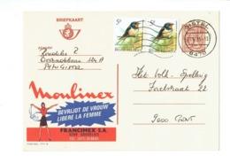 Publibel 2717 - MOULINEX  - 0418 - Stamped Stationery