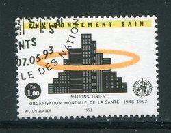 NATIONS UNIES- Office De Genève- Y&T N°248- Oblitéré - Office De Genève