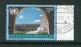 NATIONS UNIES- Office De Genève- Y&T N°278- Oblitéré - Office De Genève