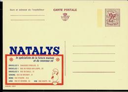 Publibel Neuve N° 2302 ( NATALYS  Tout Pour Le Nouveau Né Et Sa Maman) - Stamped Stationery