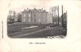 Tilff - Hôtel De Ville (Emile Thiernesse, Animée) - Esneux