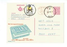 Publibel 2774 - RIZLA  - 0423 - Stamped Stationery