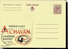 Publibel Neuve N° 2311  ( Charbons Et Mazout  CHAVAN  La Louvière - Dragon) - Stamped Stationery
