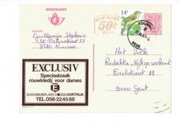 Publibel 2772 - EXCLUSIV  - 0424 - Stamped Stationery