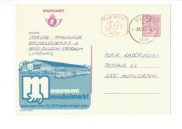 Publibel 2782 - MEUBELMARKT  - 0425 - Stamped Stationery