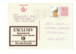 Publibel 2772 - EXCLUSIV  - 0426 - Stamped Stationery