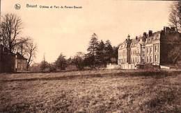 Beuzet - Château Et Parc De Ferroz-Beuzet (photo Auguste Hoc) (prix Fixe, à Saisir) - Gembloux