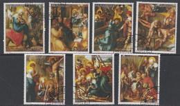 Paraguay U 1987/1993 (o) Usado. 1982 Durero - Paraguay