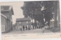 Aalst - Deelgemeente Gijzegem - Het Station - Aalst