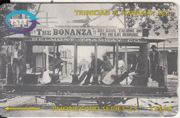 TRINIDAD & TOBAGO(GPT) - The Belmont Tramway, CN : 205CTTC(Lsi, Normal 0), Used - Trinidad & Tobago