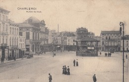 CHARLEROI / PLACE DU SUD  1911 - Charleroi