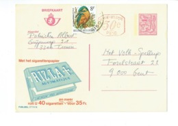 Publibel 2774 - RIZLA  - 0433 - Stamped Stationery