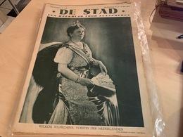 DE STAD - Weekblad Voor Vlaanderen - 19 Mei 1939 - Libri, Riviste, Fumetti