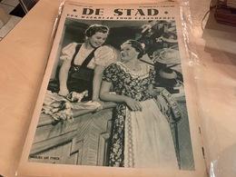 DE STAD - Weekblad Voor Vlaanderen - 17 Maart 1939 - Libri, Riviste, Fumetti